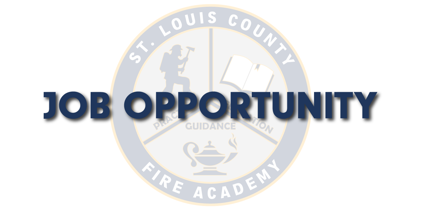 Job opportunity firefighter paramedic frontenac st louis firefighter paramedic 1betcityfo Images
